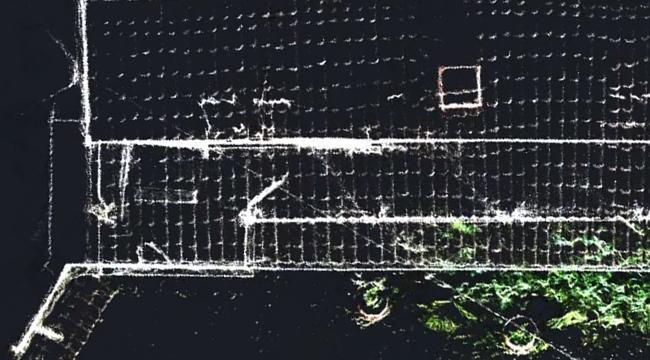 FExtrageți rapid și precis colțurile clădirii cu funcția X-RAY